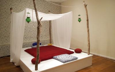 Nouvelle salle de massage tantrique à Liège