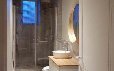 Découvrez la nouvelle salle de bain de notre nouveau centre de massage tantrique à Liège