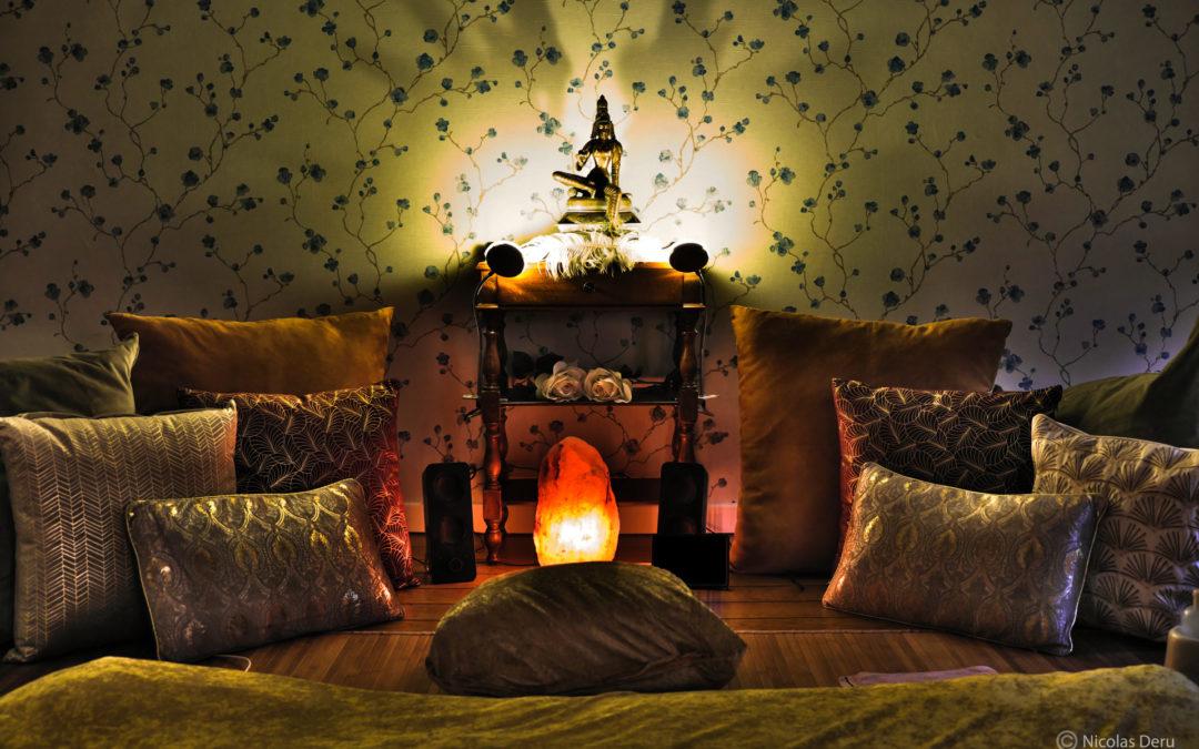 Découvrez la formation professionnalisante en massage Tantrique et cachemirien